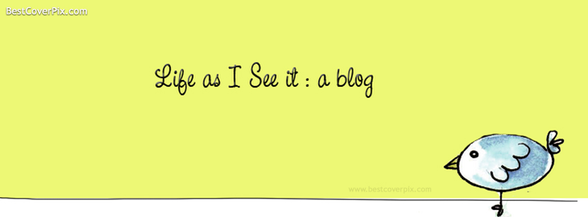 life is like blog cover photo