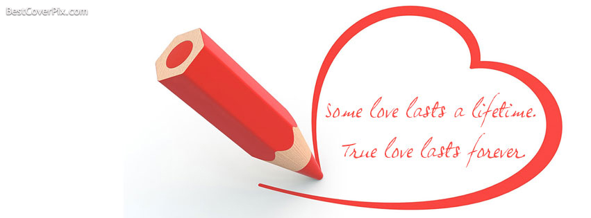 True Love FB Cover Photo