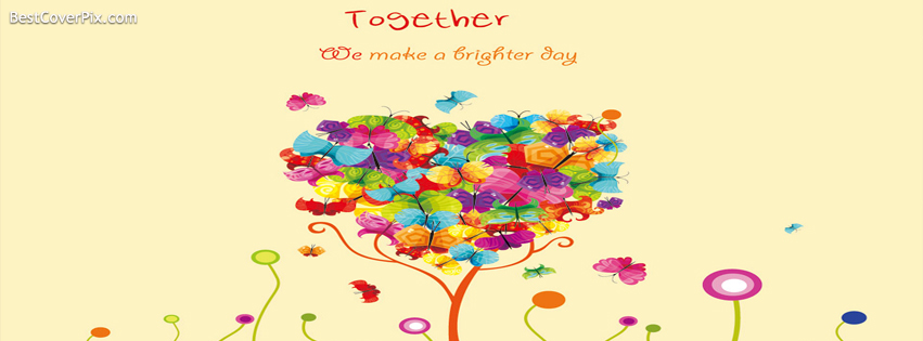 Togetherness Facebook Profile Cover Photo
