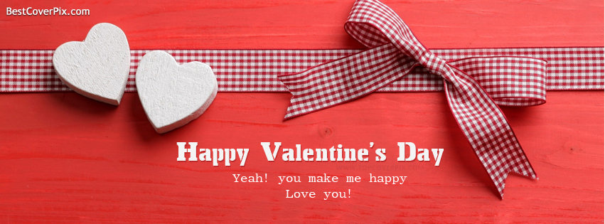Cool Happy Valentines Day FB Cover Photos