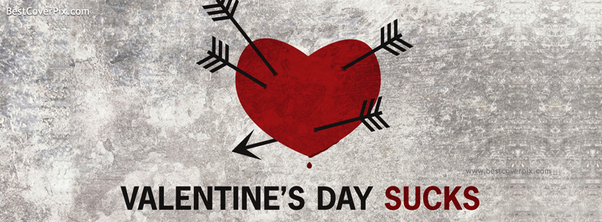 valentines day sucks cover photo