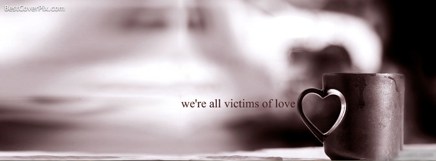 we all victims of love cover