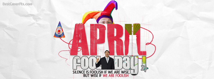 1st April Fool Day Best Cover Photo
