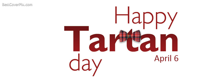 happry tartans day fb cover
