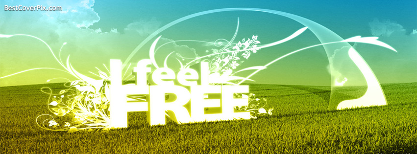 i feel free fb cover