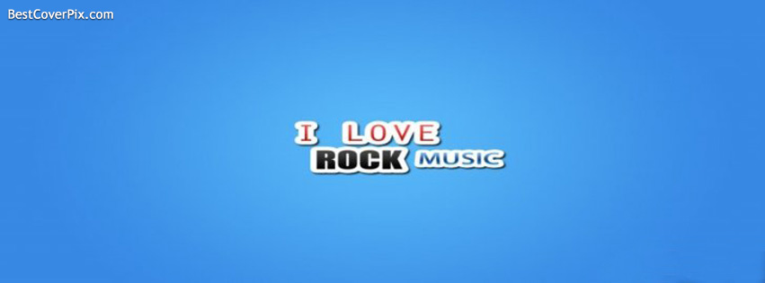 i love rock music cover