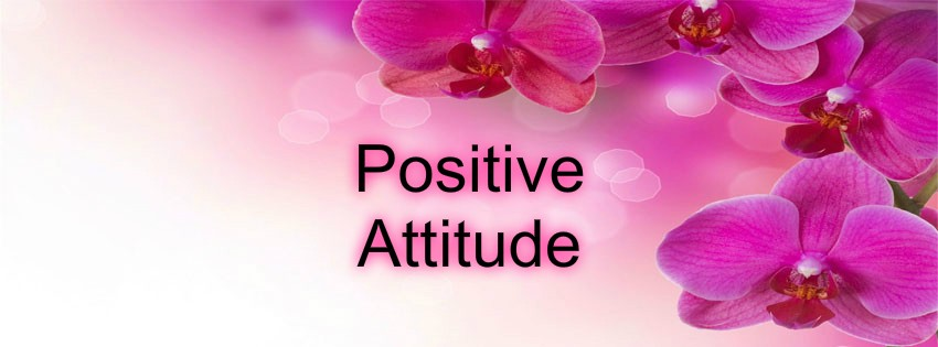 Positive Attitude Facebook Timeline Covers