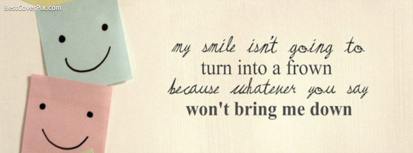 smile fb cover