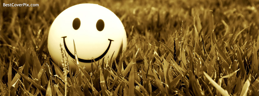 Cute Smile Facebook Profile Cover Photo