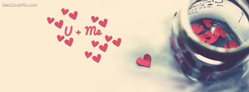 You and Me Are for Forever Facebook Cover Photo