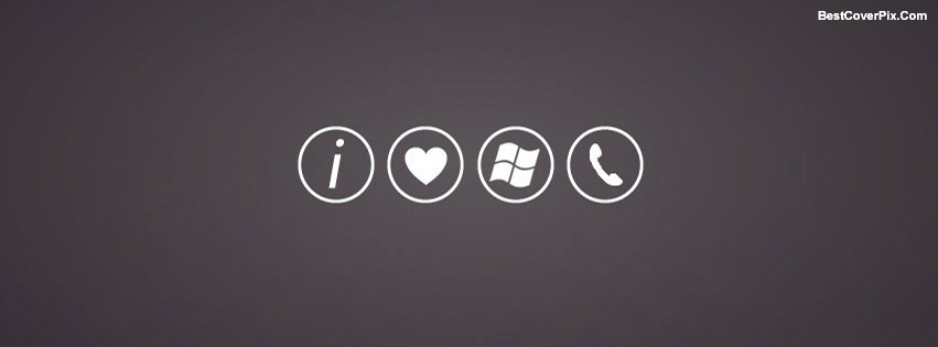Windows Mobile Lovers Facebook Covers