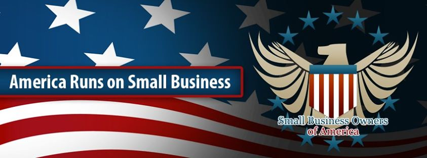 american business cover for Fb page