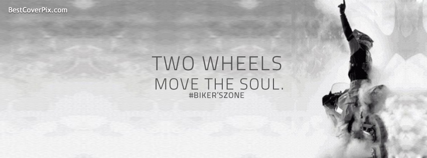 Bikers Facebook Profile Cover Photo