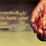 craetivity quotes fb cover