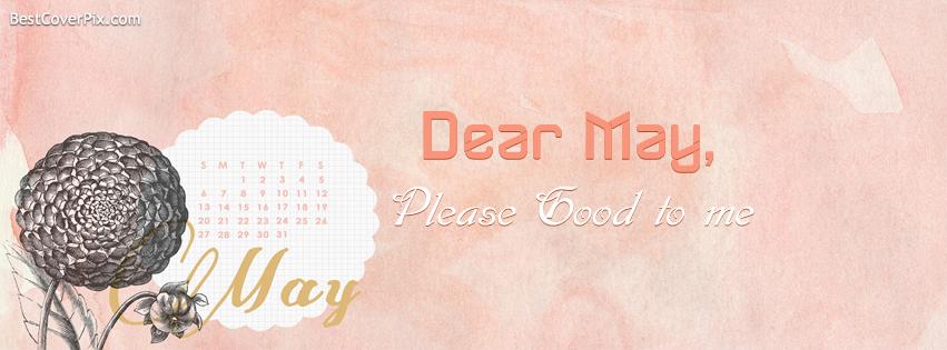 dear may facebook cover