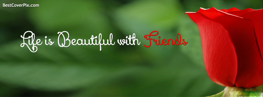 friends fb cover photo