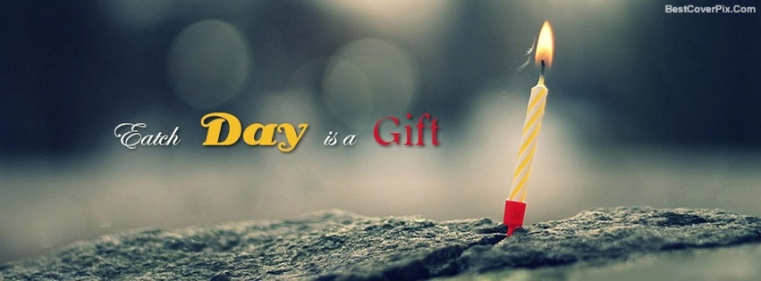 Best Gift Facebook Timeline Covers – Hope and Motivational Cover Photos