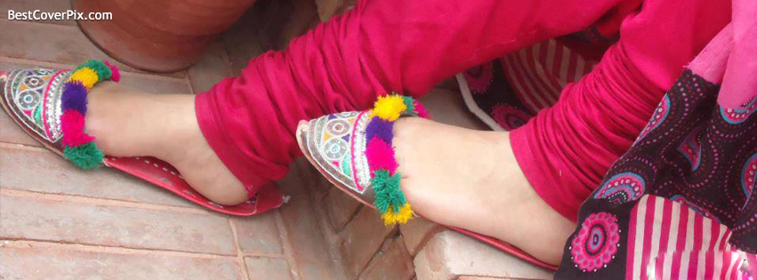 Girl Beautiful Feet Profile Cover photo for Facebook Timeline