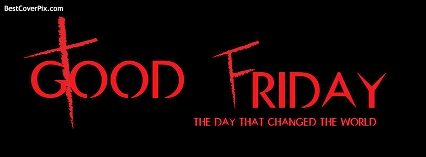 Good Friday Facebook Cover Photo