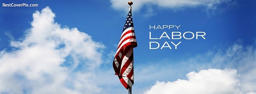 Happy Labor Day | United States Holidays FB Cover Photo