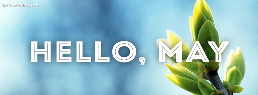 Hello May Timeline Cover Photo