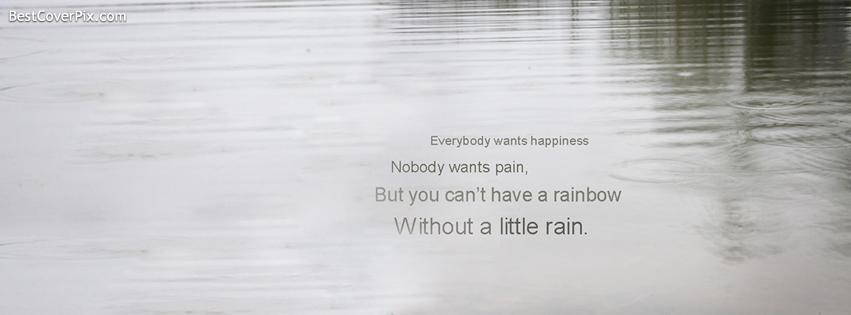 rain fb cover photo