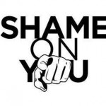 shame on you fb cover