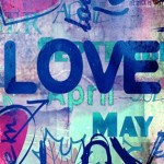 abstract love fb cover photo