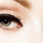Eyes of Girl on Facebook Timeline Cover Photo