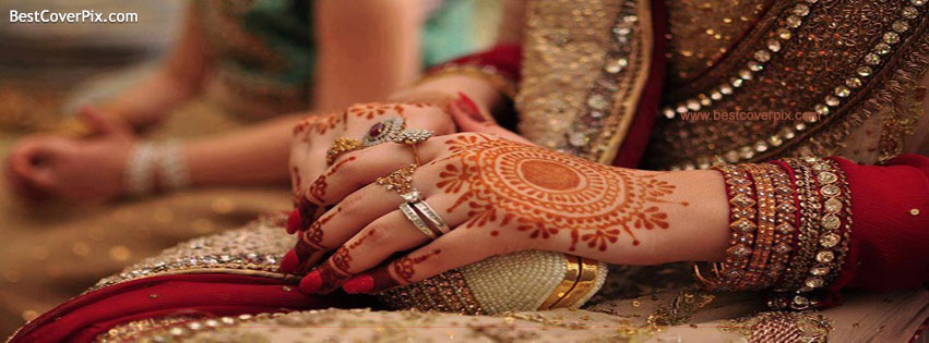 bride hands fb cover photos