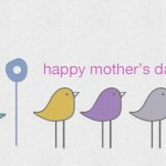 cute happy mothers day cover photo