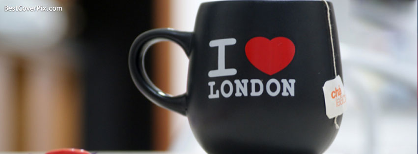 i love london fb cover photo
