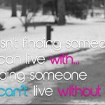 Love Quote Cover for Facebook and Google plus