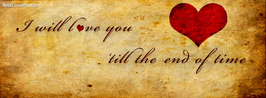 Facebook cover for Lovers