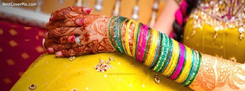 Bridal Mehndi Hands – Weddings Profile Cover Photo