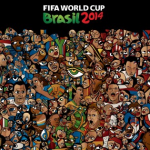 brasil world cup 2014 fb cover photos