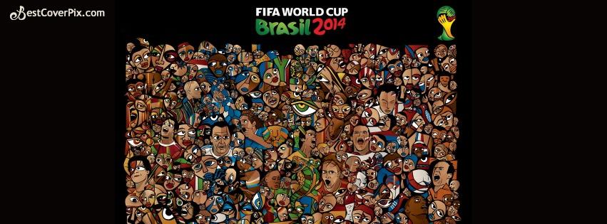 brasil world cup 2014 fb cover photos