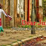 dear july fb cover photo
