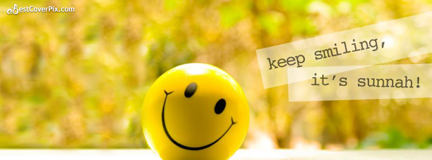 keep smiling fb cover photos