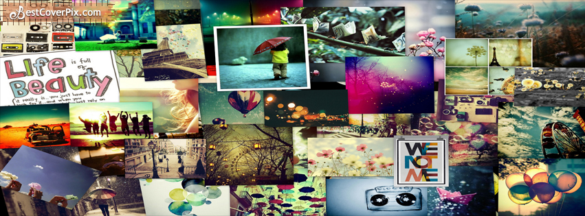 Photo Montage Facebook Timeline Cover Photo