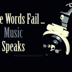 where words fail music speaks fb cover photo