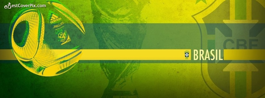 world cup fifa 2014 fb cover photo