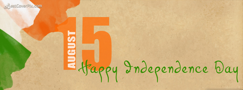 15 aug happy independence day fb cover