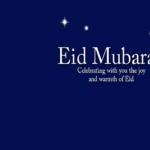 happy Eid Moon Facebook cover