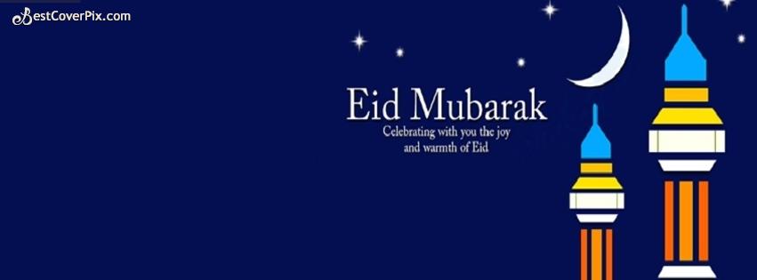 Happy EID Moon 2017 – Chand Raat Mubarak Facebook Covers