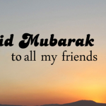Wish Eid to your friends
