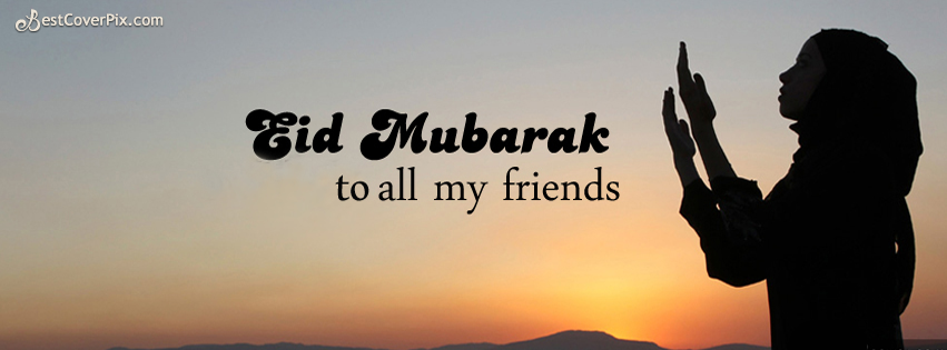Wishing Happy EID to All Your Friends on Facebook – Cover Photos