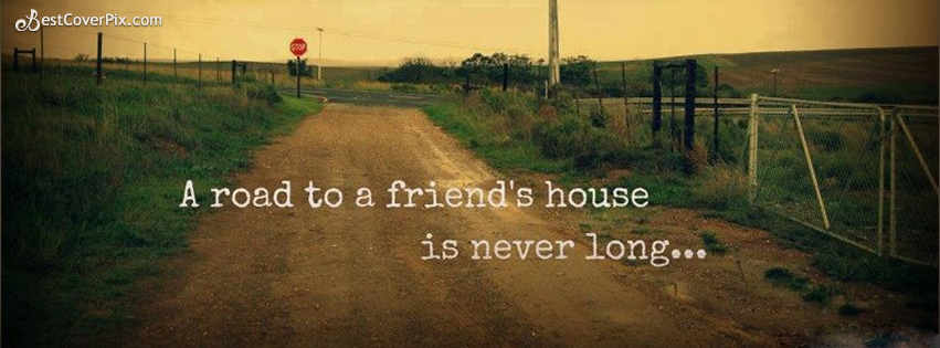 Friends Forever Quotes Cover Photos : Friends forever awesome facebook cover photos for