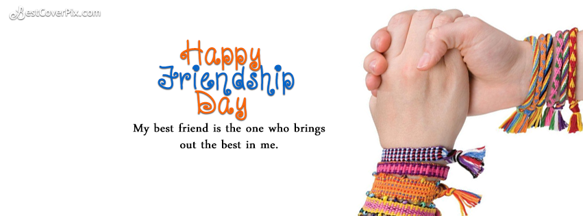 Happy FriendShip Day 2014 Facebook Cover Photo