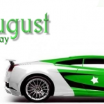 dashing indepedence day car 14 august fb cover